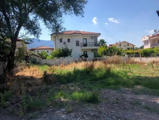 Grundstück 514 M2 Grundstücke Zum Verkauf In Dalyan Muğla