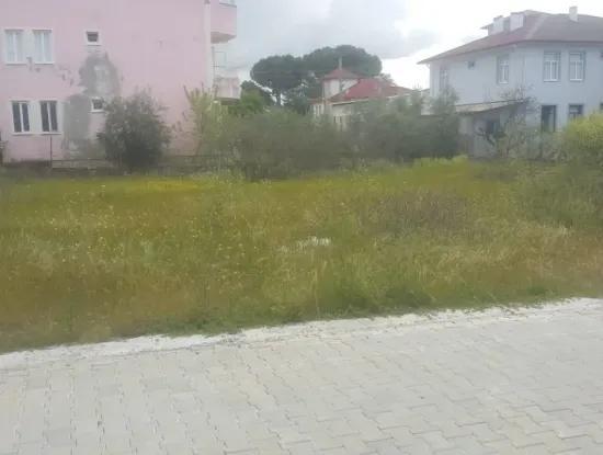 596 M2 Straße Fassade Grundstücke Zum Verkauf In Koycegiz