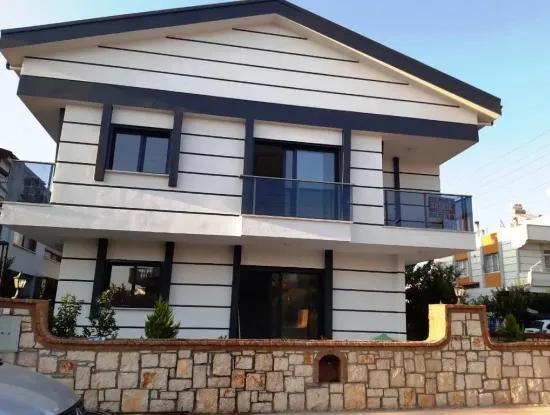 Didim Mavişehir De Satılık Müstakil Yeni Villa