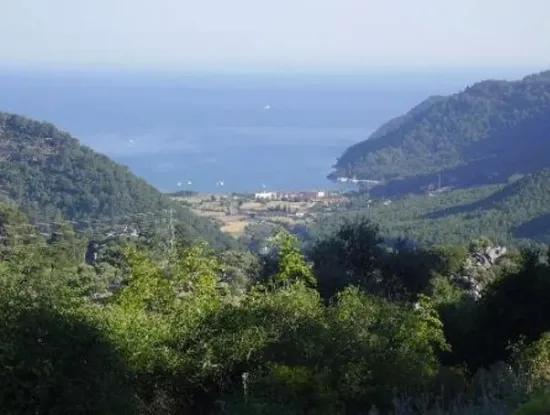 Köyceğiz Ekincik Te Satılık Kelepir Deniz Manzaralı Arazi