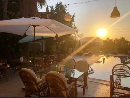 Fethiye Ovacık Ta Satılık Otel
