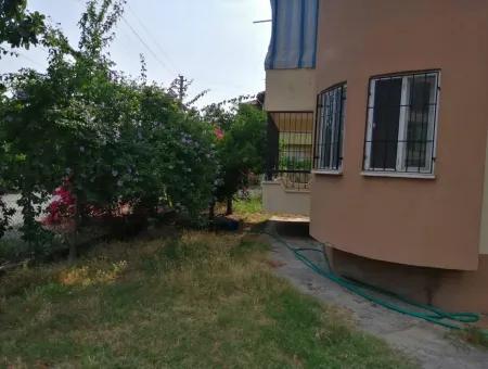 Ortaca Da Kiralık Müstakil Bahçeli Ev, 150 M2 3+1
